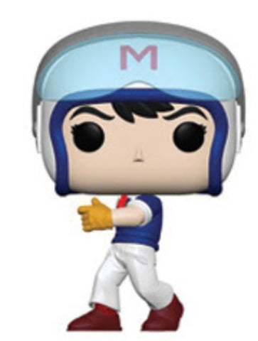 Funko Pop! Animation SPEED in HELMET w/CHASE Variant (Speed Racer) - Brads Toys