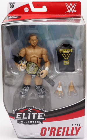 WWE Elite Collection Series 80 Action Figure Case #MTGDF60B1 KYLE O'REILLY