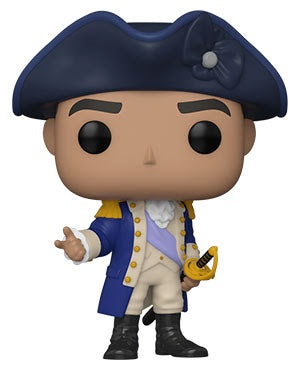 Pop! Movies GEORGE WASHINGTON (Hamilton)(Available for Pre-Order)