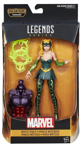 Marvel Legends ENCHANTRESS Dormammu Series