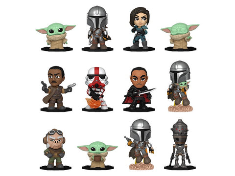 Mystery Mini THE MANDALORIAN (Available for Pre-Order)