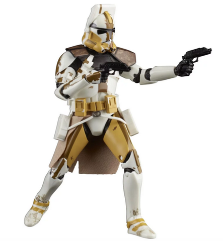 HSE6064 Star Wars The Black Series Clone Commander Bly Action Figure