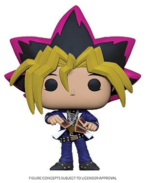 Pop! Animation YUGI MUTOU (Yu-Gi-Oh)(Available for Pre-Order) - Brads Toys