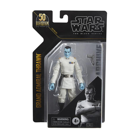 HSF0961A Star Wars The Black Series Archive Action Figures Wave 1 GRAND ADMIRAL THRAWN