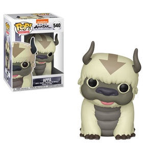 Funko Pop! Animation #140 APPA (Avatar The Last Airbender) - Brads Toys