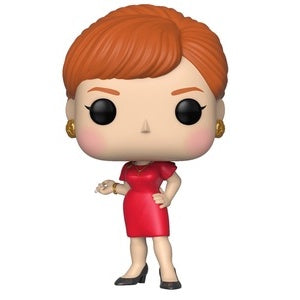 Funko Pop! Joan Holloway #912 (Mad Men) - Brads Toys