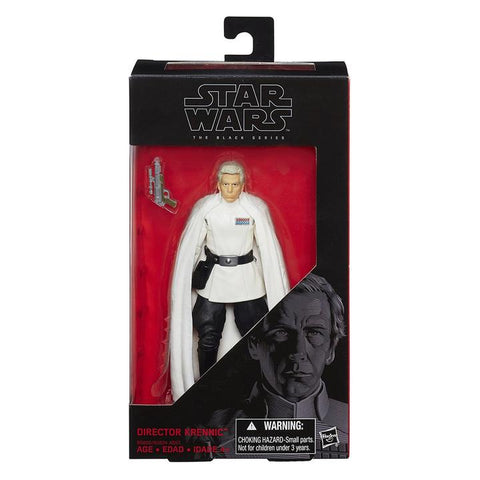 "Star Wars The Black Series 6"" DIRECTOR KRENNIC (Rogue One) - Brads Toys"