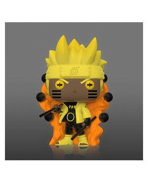 Pop! Animation NARUTO 6 Path Sage Glow Specialty Exclusive (Available for Pre-Order)
