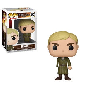 Funko Pop! Animation #462 ERWIN (Attack on Titan) - Brads Toys