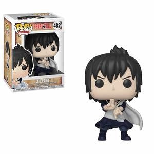 Funko Pop! Animation #482 ZEREF (Fairy Tail) - Brads Toys