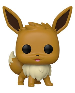 Pop! Games EEVEE (Pokemon)(Available for Pre-Order)