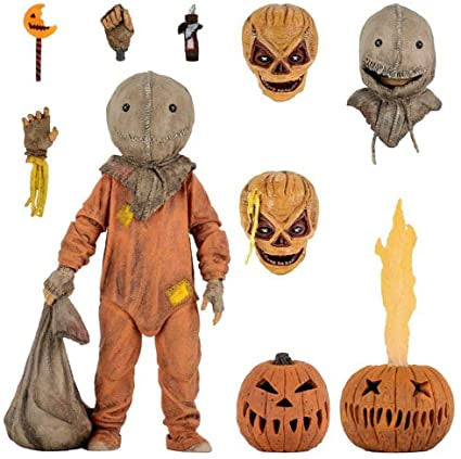 "56049 Trick R Treat - 7"" Scale Action Figure - Ultimate Sam"