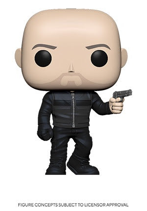 Funko Pop! Movies SHAW (Hobbs & Shaw)(Available for Pre-Order) - Brads Toys