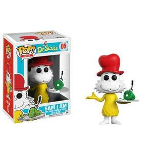 Funko Pop! Books #05 SAM I AM (Dr. Seuss) - Brads Toys
