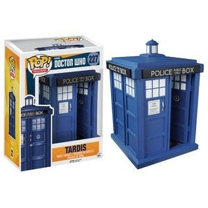 Funko Pop! Television #227 TARDIS (Doctor Who)