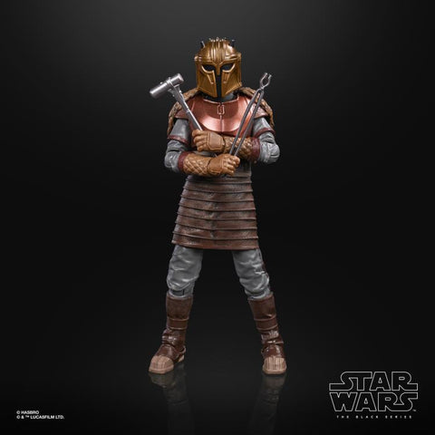 The Armorer Star Wars: Mandalorian Black Series