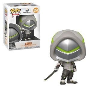 Funko Pop! Games #551 GENJI (Overwatch 2)
