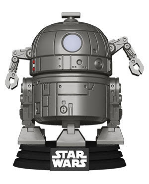 Pop! Star Wars Concept R2-D2 (Available for Pre-Order)