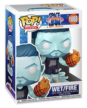 Pop! Movies WET/FIRE (Space Jam)(Available for Pre-Order)