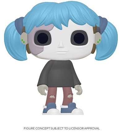 Pop! Games SALLY FACE (Available for Pre-Order) - Brads Toys