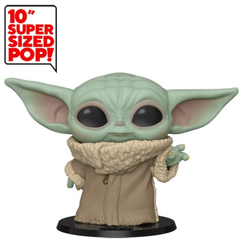 "Funko Pop! Star Wars 10"" the CHILD (The Mandalorian)(Available for Pre-Order) - Brads Toys"