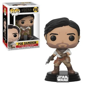 Funko POP! Star Wars #310 Poe Dameron (Rise of Skywalker) - Brads Toys