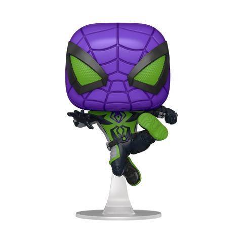 Pop! Marvel Miles Morales Purple Reign (Spider-Man)(Available for Pre-Order)