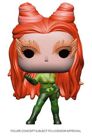 Funko Pop! Heroes POISON IVY Specialty Series (Batman & Robin)(Available for Pre-Order)