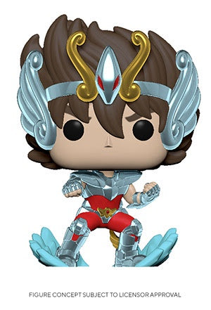 Pop! Animation PEGASUS SEIYA (Saint Seiya)(Available for Pre-Order) - Brads Toys