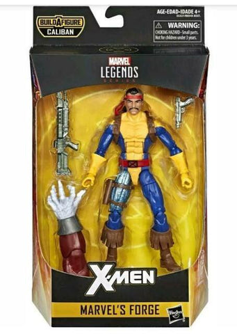 Marvel Legends FORGE Caliban Series (X-Men)