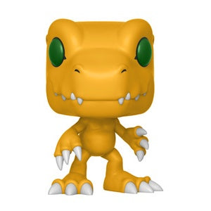 Funko Pop! Animation #429 AGUMON (Digimon) - Brads Toys