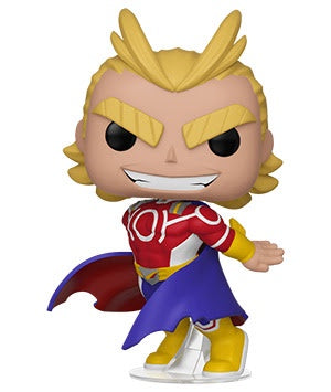 Funko Pop! Animation ALL MIGHT SILVER AGE (My Hero Academia)(Available for Pre-Order)