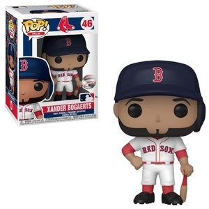 Pop! MLB XANDER BOGAERTS (Boston Red Sox)