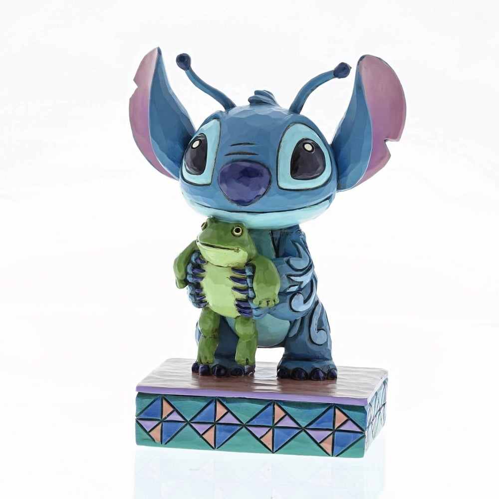 STRANGE LIFE FORMS STITCH /FROG ENESCO
