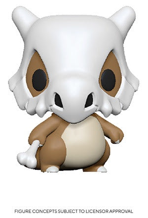 Pop! Games CUBONE (Pokemon S3)(Available for Pre-Order) - Brads Toys