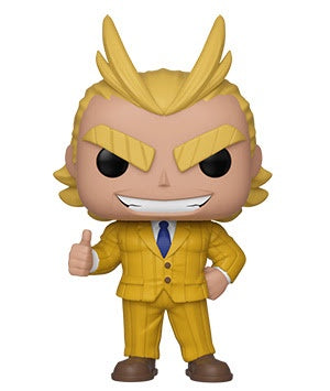 Funko Pop! Animation TEACHER ALL MIGHT (My Hero Academia)(Available for Pre-Order)