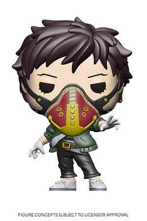 Pop! Animation KAI CHISAKI OVERHAUL (Available for Pre-Order) - Brads Toys