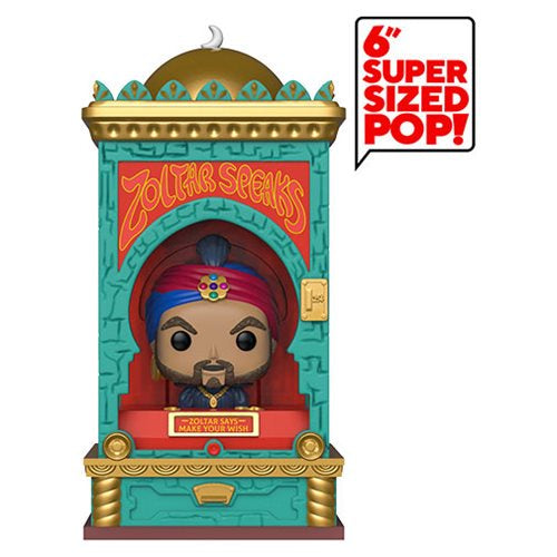 Funko Pop! Movies #796 ZOLTAR (BIG) - Brads Toys