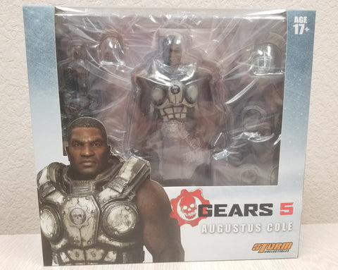 Storm Collectibles AUGUSTUS COLE (Gears of War 5)