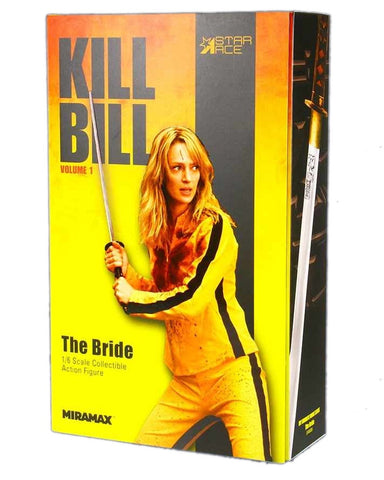Star Ace THE BRIDE 1/6 Scale Collectible Action Figure (Kill Bill)
