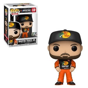 MARTIN TRUEX JR. Pop! Nascar