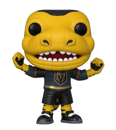Funko Pop! NHL Mascot CHANCE (Las Vegas Golden Knights) (Available for Pre-Order)