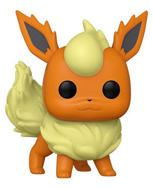 Pop! Games FLAREON (Pokemon)(Available for Pre-Order)