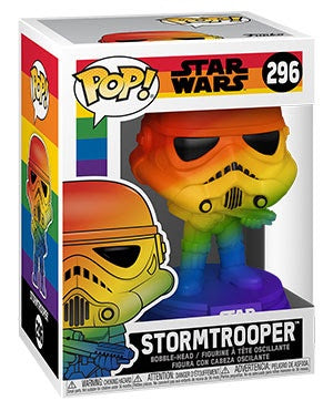 Pop! Disney PRIDE STORMTROOPER (Rainbow)(Available for Pre-Order)