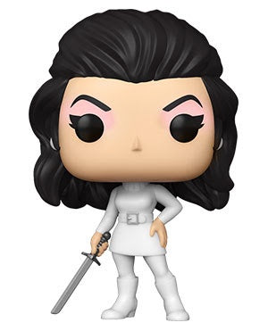 Pop! Heroes WONDER WOMAN (Ultra Mod Secret Agent)(Available for Pre-Order)