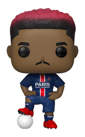 Funko Pop! Football PRESNEL KIMBEMBE (PSG)(Available for Pre-Order) - Brads Toys