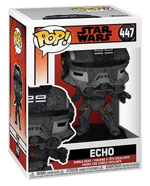 Pop! Star Wars #447 ECHO (Bad Batch)(Available for Pre-Order)