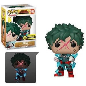 Funko Pop! Animation DEKU Glow in the Dark (Entertainment Earth Exlcusive)(My Hero Academia)