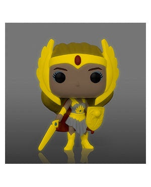 Pop! Vinyl CLASSIC SHE-RA Glow Specialty Series Exclusive (Masters of the Universe)(Available for Pre-Order)