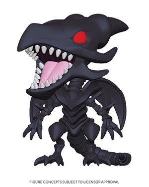 Pop! Animation RED-EYES BLACK DRAGON (Available for Pre-Order) - Brads Toys